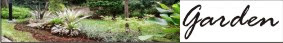 Keindahan taman dan tanaman