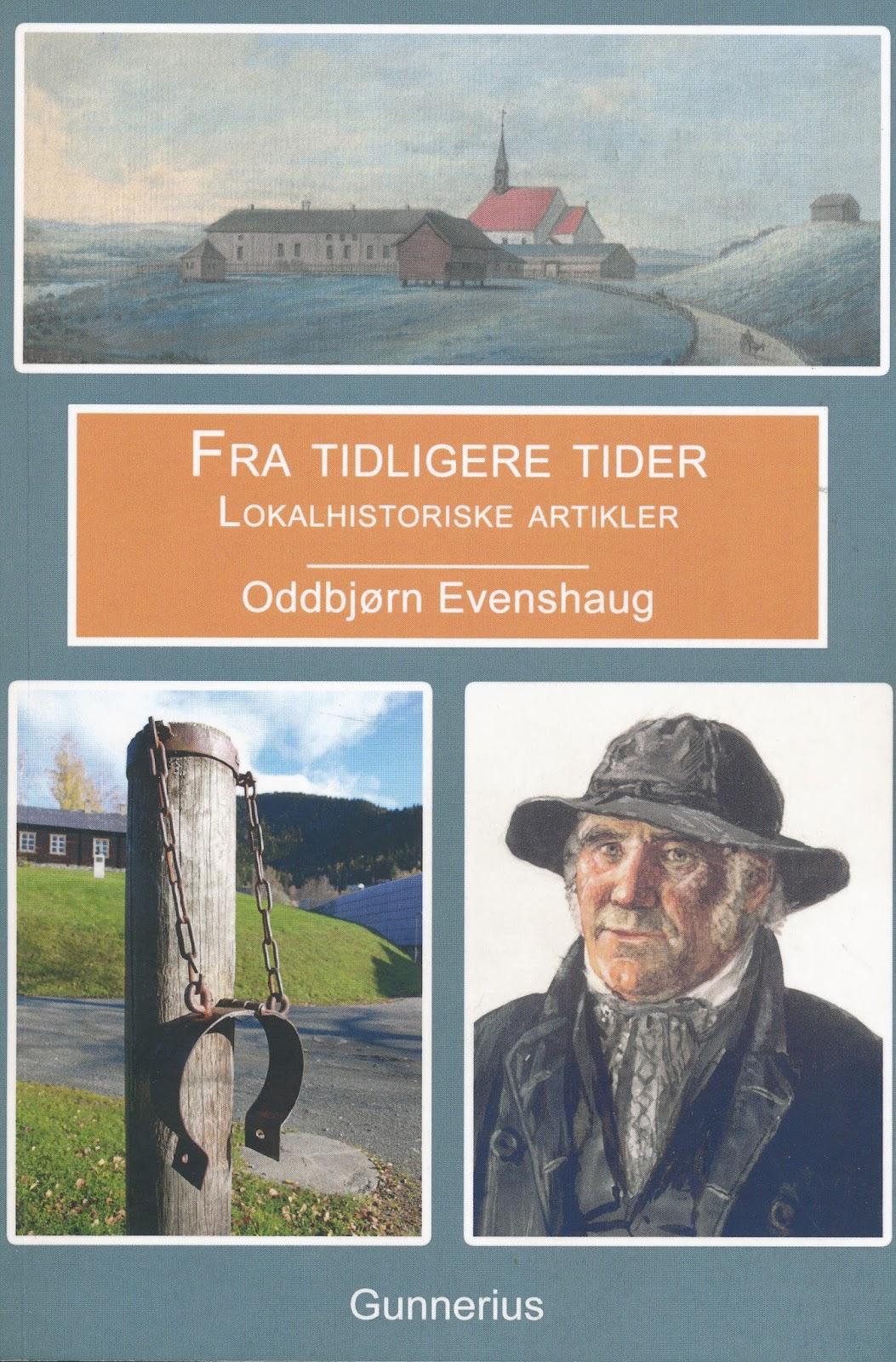 """FRA TIDLIGERE TIDER"". Lokalhistoriske artikler"