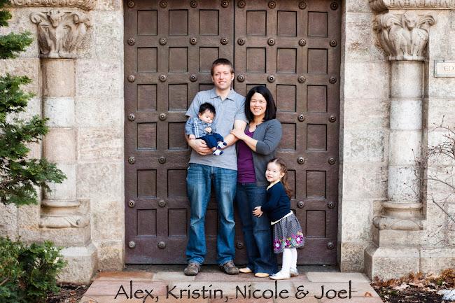 Alex, Kristin, Nicole & Joel