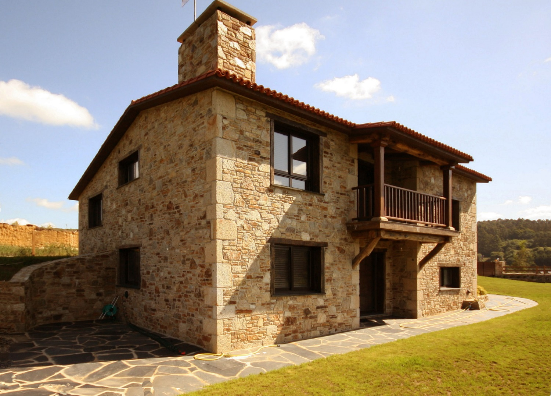 Construcciones r sticas gallegas mirador - Casa rusticas gallegas ...