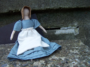 Jane, a Rag Doll Inspired by Jane Eyre