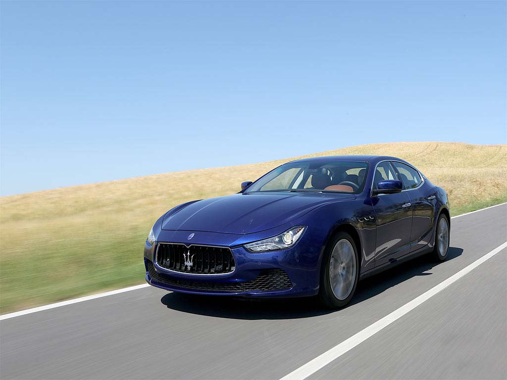 2014 Maserati Ghibli ~ Cars Wallpapers HD