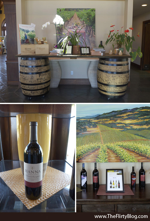 Hanna Winery, Wines