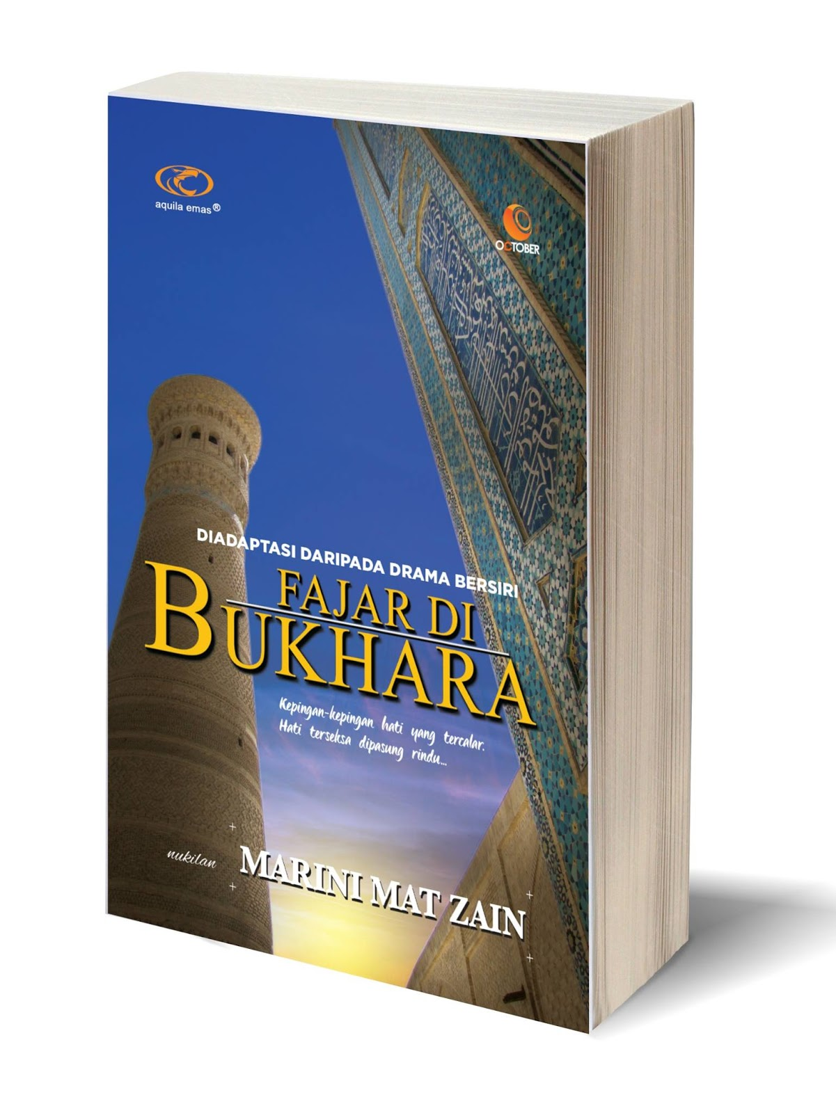 Novel Fajar Di Bukhara