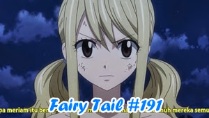 Fairy Tail (2014) Episode 191 Subtitle Indonesia