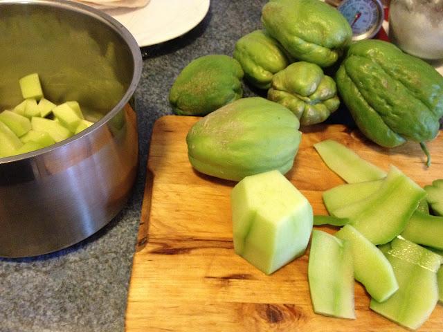 choko creations - sweet and savoury