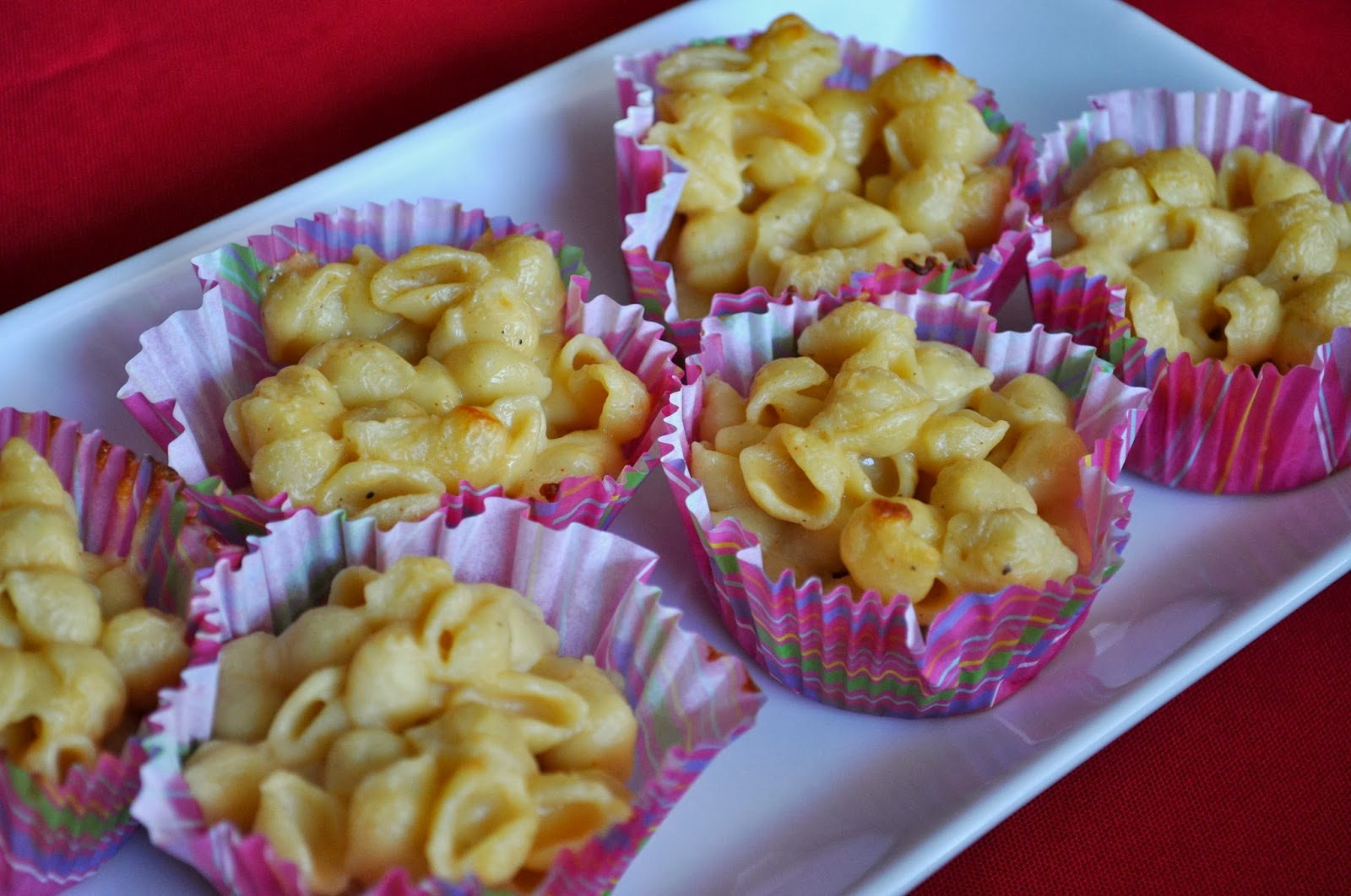 Our Italian Kitchen: Macaroni and Cheese Cupcakes