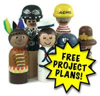 FREE PROJECT PLANS: