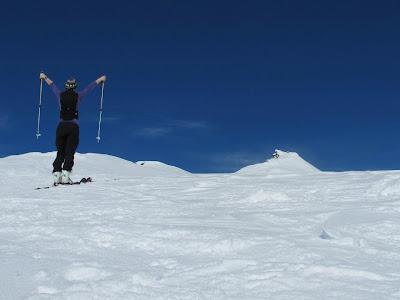 kori ocelot back protector skiing lina sundgren