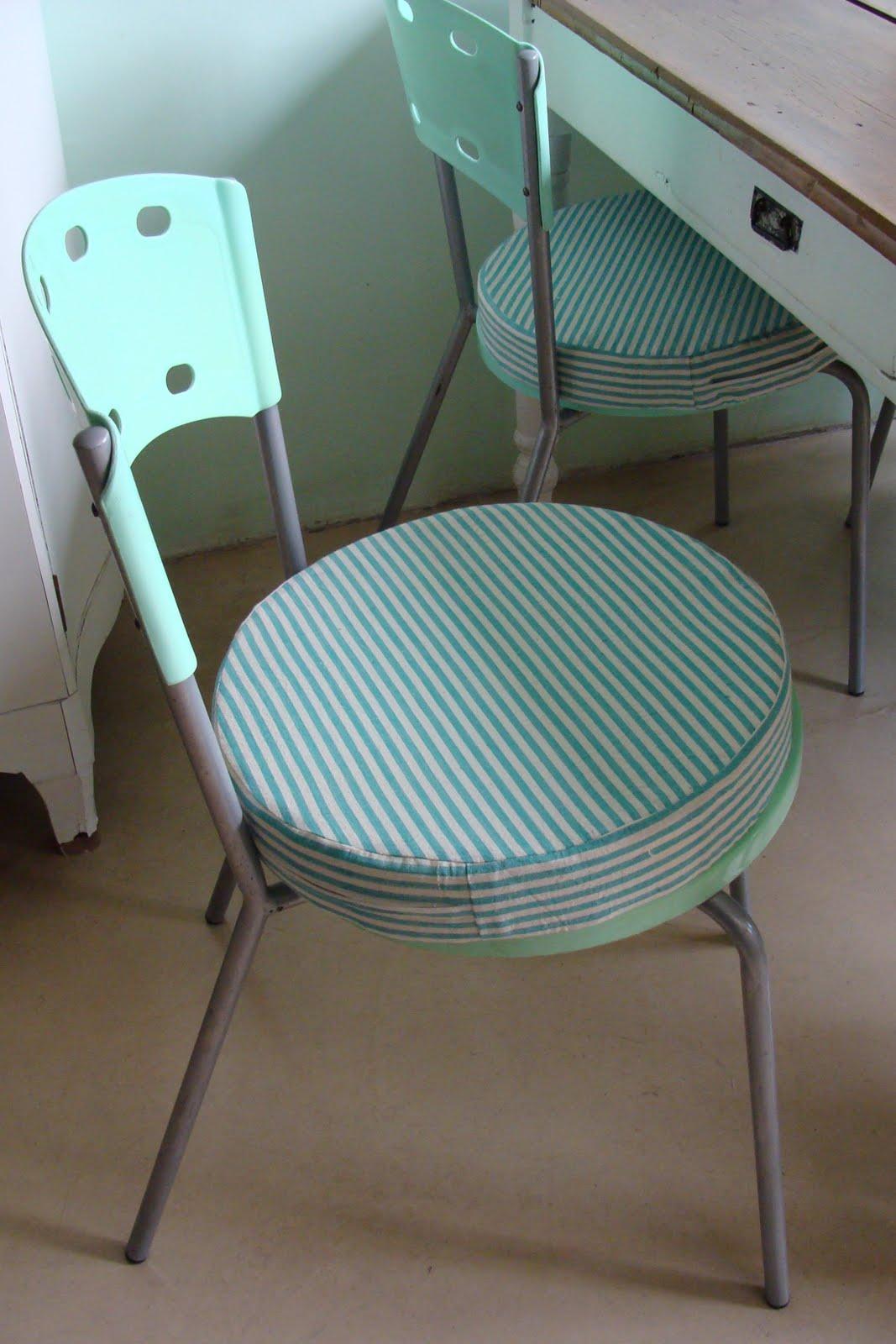 Almohadones a medida para sillas deco marce tienda - Cojines redondos para sillas ...