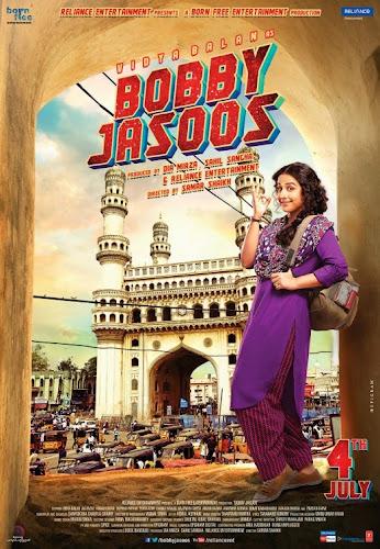 Bobby Jasoos (2014) Movie Poster No. 1