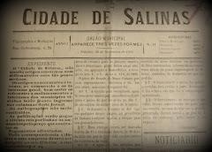 PRIMEIRO JORNAL DE SALINAS