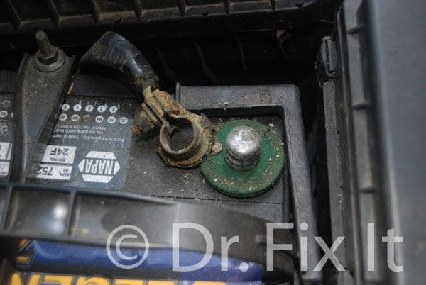 dr fix it weekend mechanic repairing 2000 toyota sienna Toyota Tacoma Trailer Wiring 7 Pin Toyota Tacoma AC Wiring Diagram