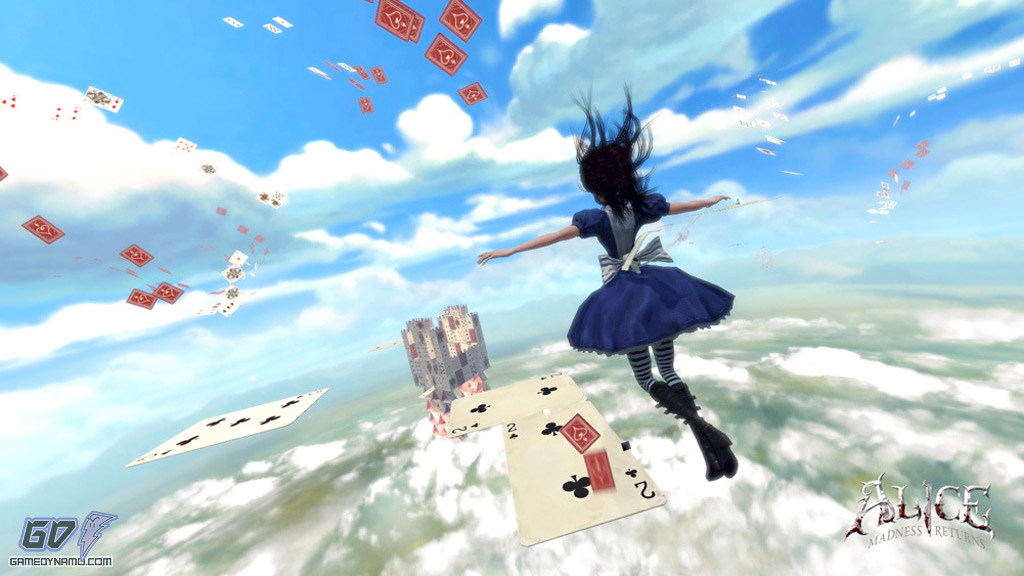 AlexBuffys Blog Of Outweirding Alice Madness Returns D