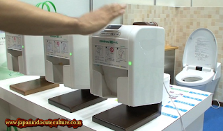 Tisu Toilet Jepang Otomatis, Tidak Perlu Pegang Langsung Keluar!