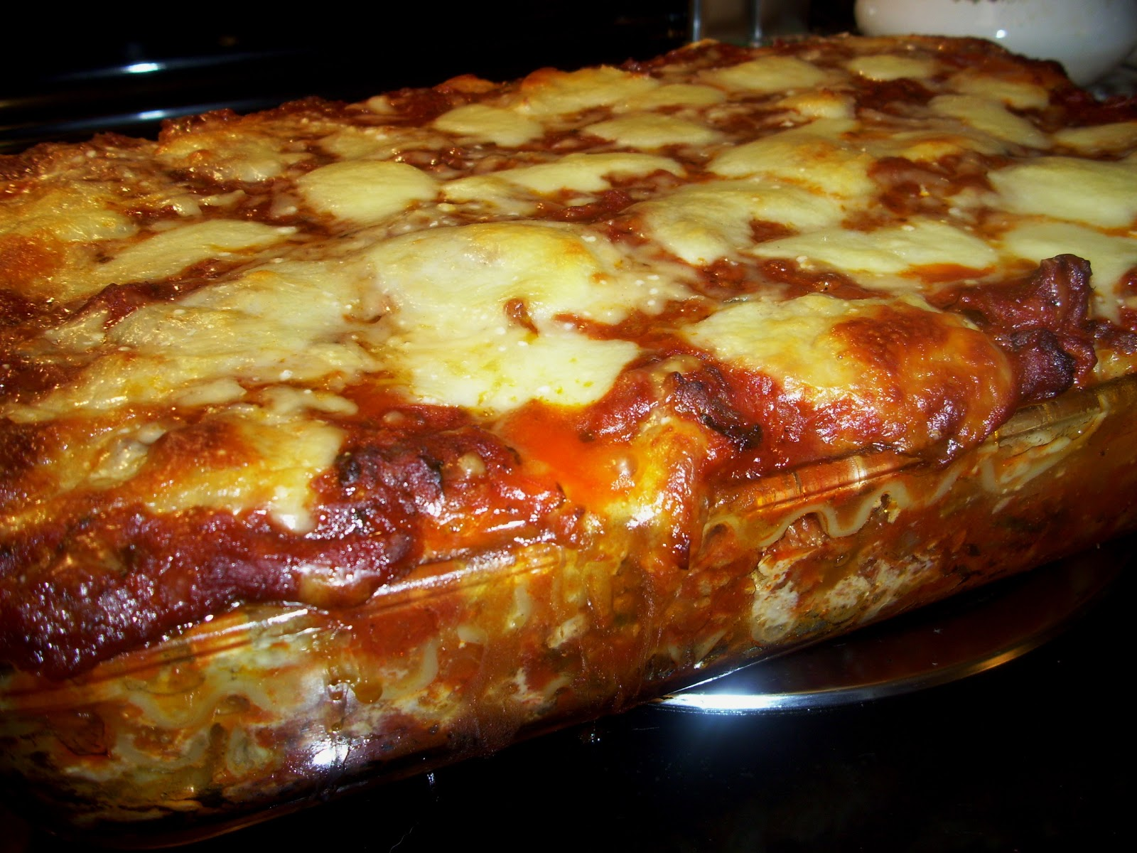 Twirl and Taste: Lasagna from Scratch - A Christmas Tradition at Our ...