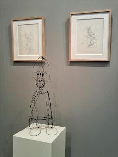 Estampa, 2013, Feria de arte, Exposiciones Madrid, Matadero, Blog de arte, Voa-Gallery, Yvonne Brochard, German Cueto, Freijo Fine Art, Escultura,