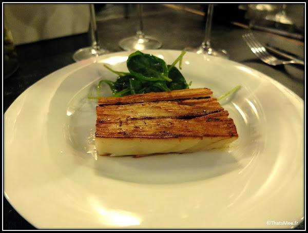 resto Circonstances caractere 174 rue Montmartre Paris plat poisson haddock