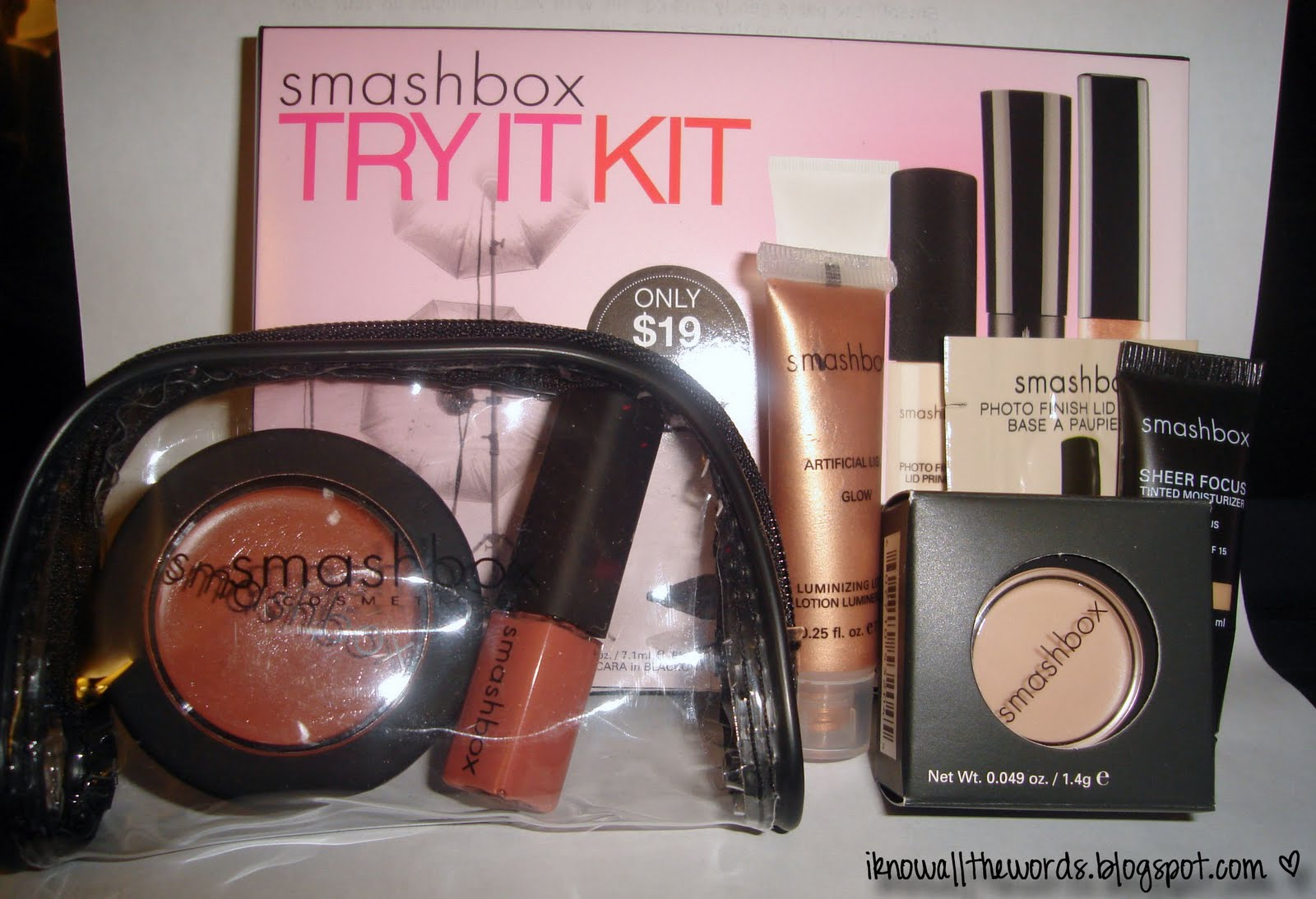 As you know from my Sephora haul it was my bday a while ago. This year pretty much everyone I know deemed me too hard to buy for so I found myself ... & Smashbox Birthday Haul! | I Know all the Words