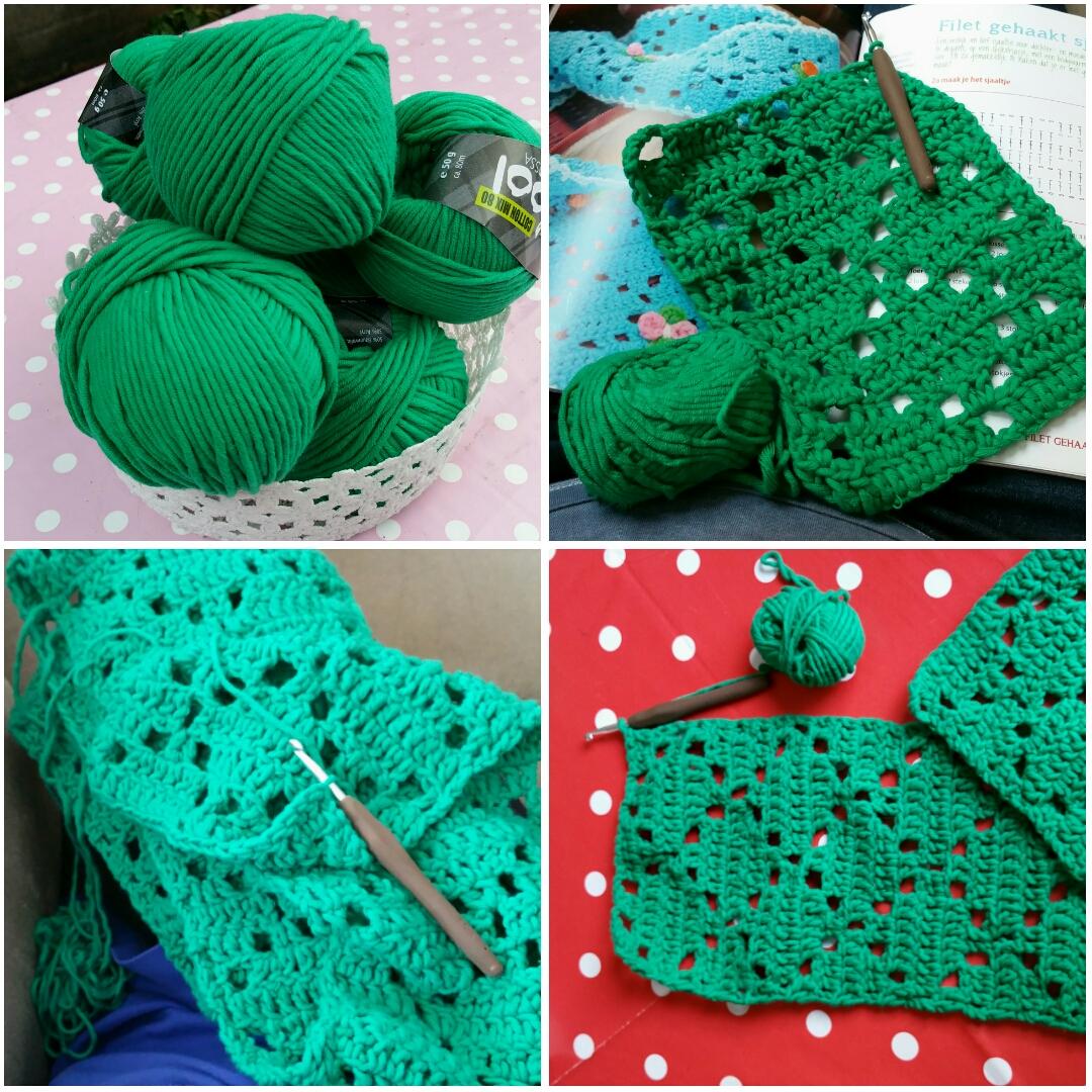 Crochet Addict Oktober 2015