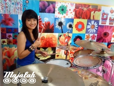 Galery Foto Alsa Drummer Setia Band
