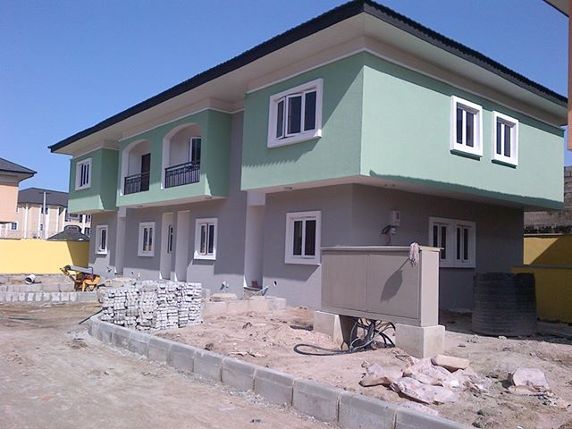 Real estate in nigeria new listings of apartments on the for Apartment plans in nigeria