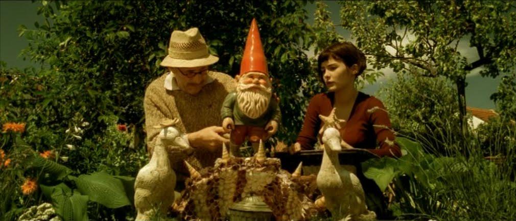 Geceseans le fabuleux destin d 39 am lie poulain amelie for La storia dei nani da giardino
