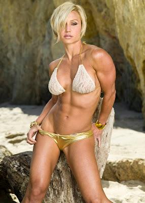 Jamie Eason Hot Bikini Picture