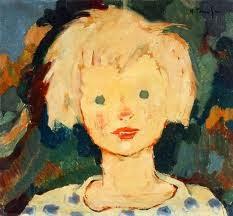 Copii în picturile lui Tonitza - Fiul pădurarului