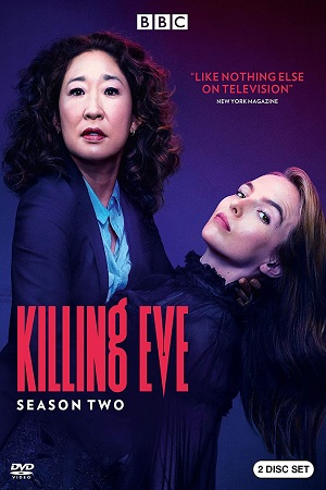 Killing Eve S01-S02 All Episode [Season 1 Season 2] Complete Download 480p