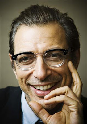 JEFF GOLDBLUM IN MOSCOT LEMTOSH