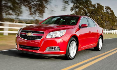 2013 Chevy Malibu Owners Manual