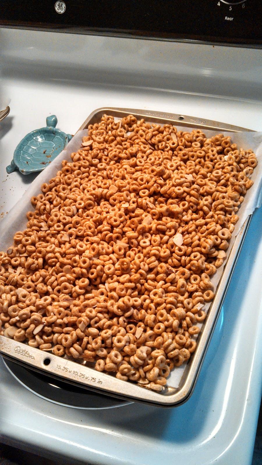 ... homemade honey nut cheerios in three minutes cupcake project honey nut