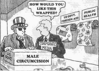 corporate+circumcision Medicalized circumcision began during the 1800s to prevent masturbation, ...