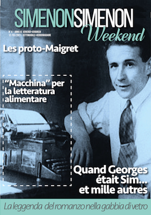 SIMENON SIMENON WEEKEND N.4