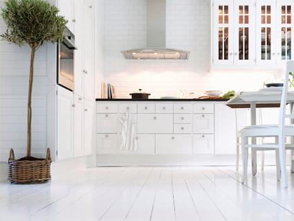 Marits pust i bakken i dag kj kkeninspirasjon o for Scandinavian kitchen backsplash