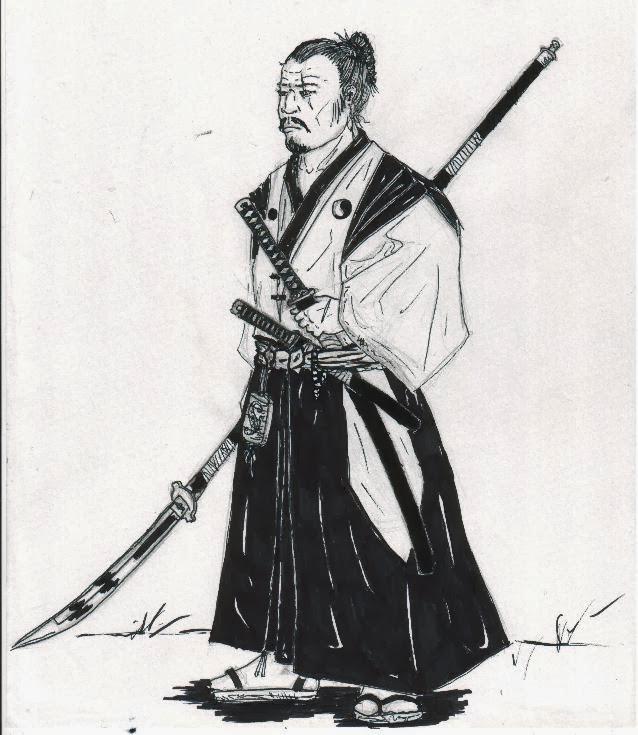 Artes Marciales, Samurai