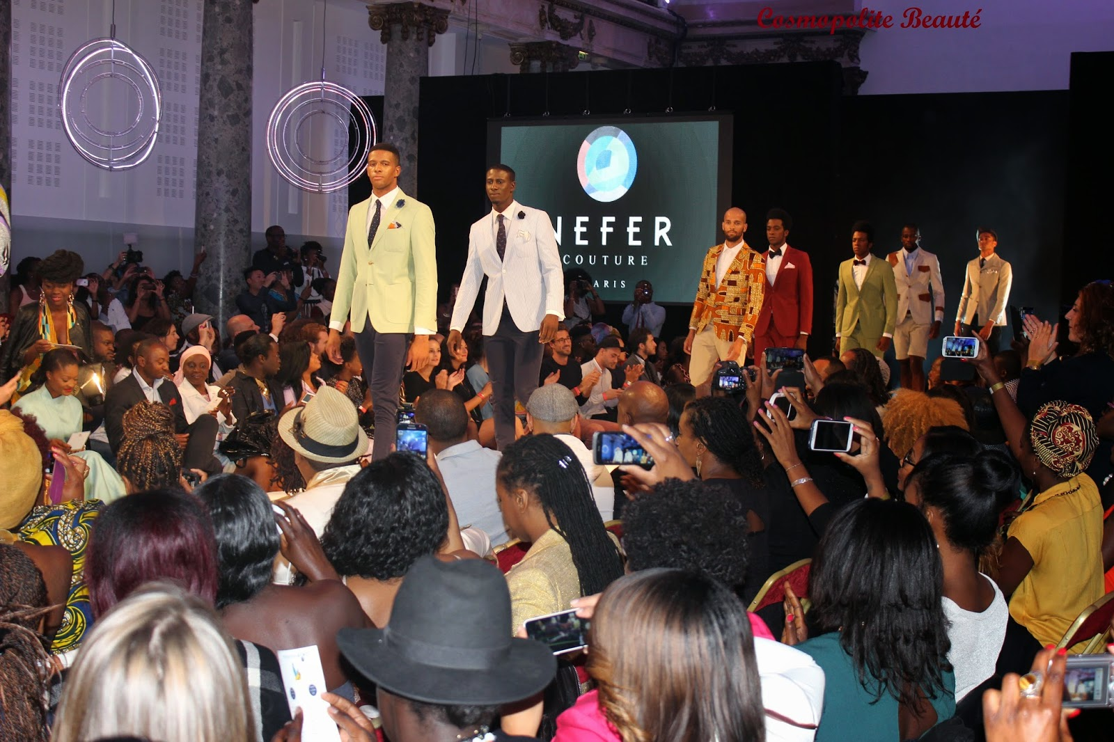Black fashion week,