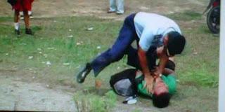 Video Oknum TNI Aniaya Wartawan