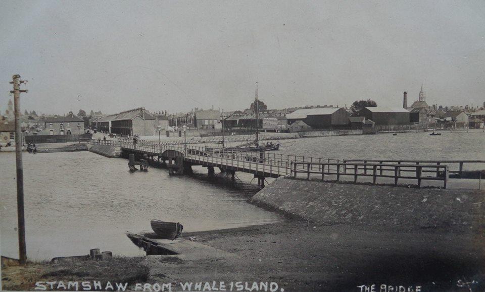 Whale Island Bridge