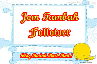Segmen : Jom Tambah Follower !