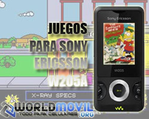 Descargar Juegos Gratis para Sony Ericsson w205a – Juegos para