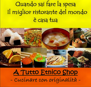 Shop on-line di prodotti etnici!