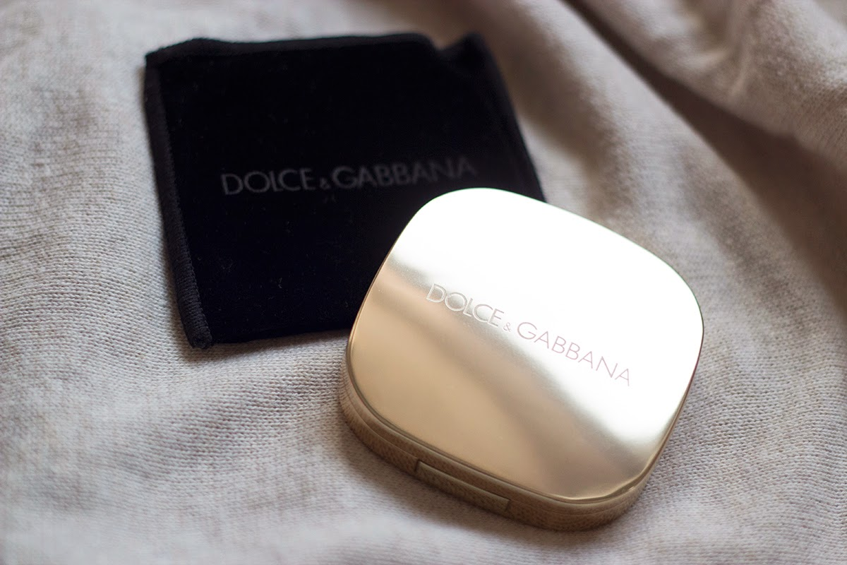 dolce & gabbana tan review