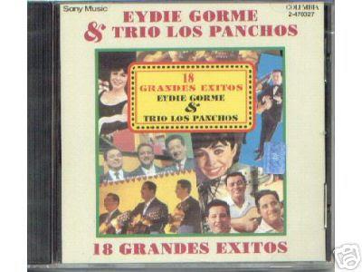 EYDIE GORME Y LOS PANCHOS 18 Grandes éxitos