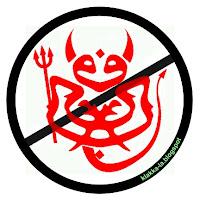 Serius 1Malaysia: ABU Kata Kami Tak Nak Iblis! (Serious 1Malaysia: ABU Says We Don't Want The Devil!) www.klakka-la.blogspot