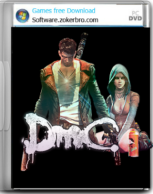 DmC Devil may Cry 2013 PC Games Full Version