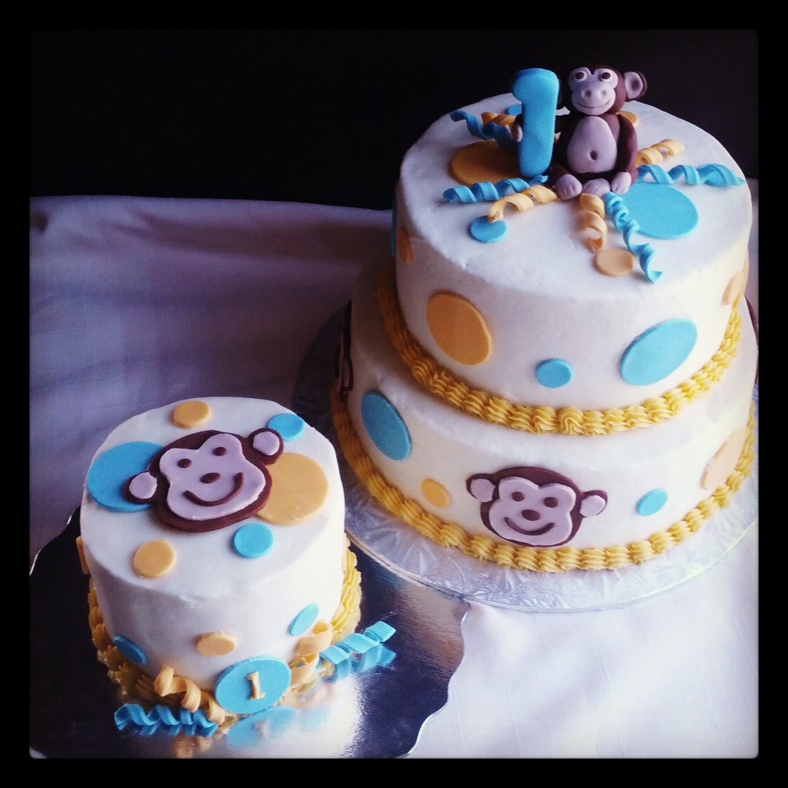 Second Generation Cake Design: July 2013