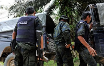[TERKINI] Sah: 2 Komando Malaysia Maut, 3 Polis Cedera. Pencerobohan Lahad Datu Tamat