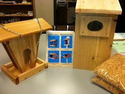 Buy a Michigan-made feeder so that Michigan birds and Michigan workers can eat this winter.